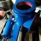 冶金非标阀门厂家直销-电液动通风蝶阀-F43CX手动扇形盲板阀
